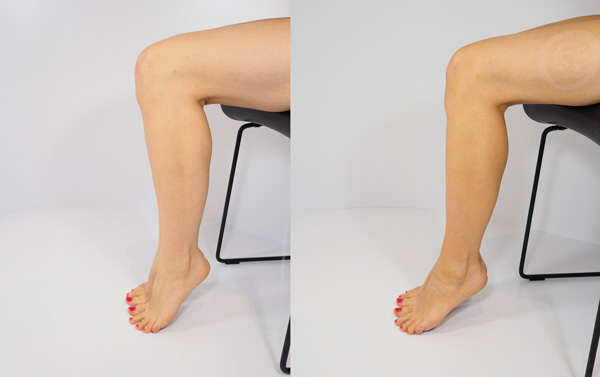 opalanie natryskowe przed i po - dzien 5